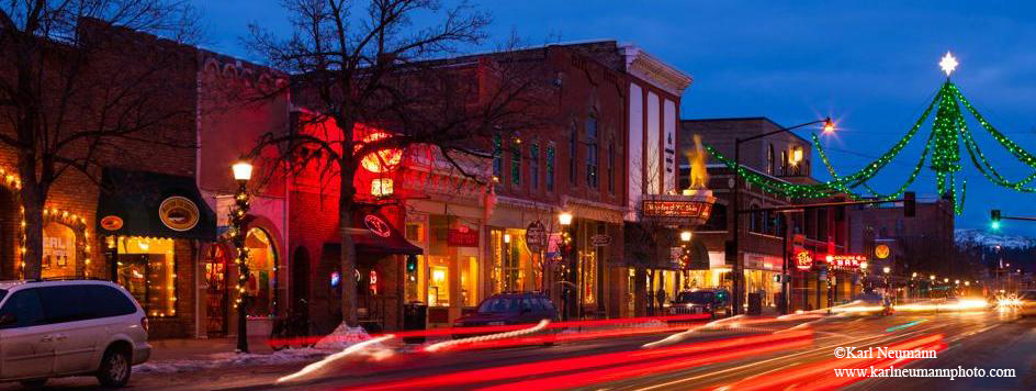 downtown Bozeman real estate & condos for sale